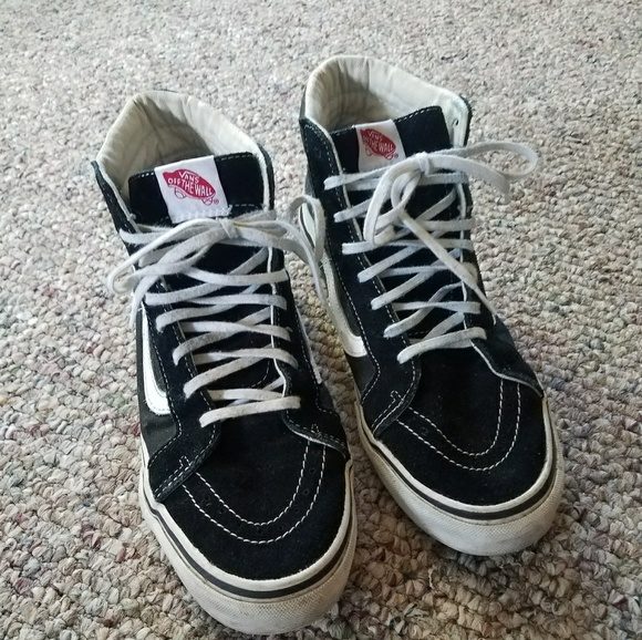 0023de2f60 Vans Sk8-hi Slim fit Skateboard Shoes. M 5a6e3d0f739d4828a21962d4